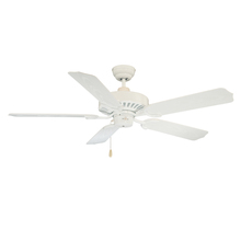 Savoy House 52-SGO-5W-WH - Lancer Ceiling Fan