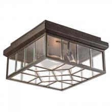 Fine Art Lamps 880682 - Outdoor Flush Mount