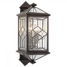 Fine Art Lamps 881081 - Outdoor Wall Mount
