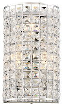 Minka-Lavery 2371-77 - 3 Light Wall Sconce