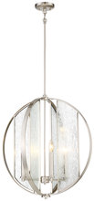 Minka-Lavery 3068-84 - 4 Light Chandelier