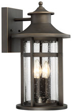 Minka-Lavery 72553-143C - 4 Light Outdoor Wall Lamp