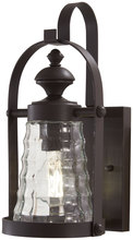 Minka-Lavery 72621-615B - 1 Light Outdoor Wall Mount