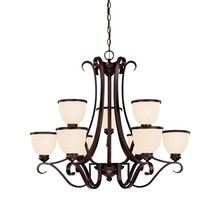 Savoy House 1-5778-9-13 - Willoughby 9 Light Chandelier