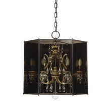 Savoy House 1-9901-6-110 - Endicott 6 Light Chandelier
