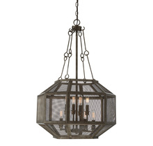 Savoy House 7-9011-8-42 - Armour 8 Light Pendant