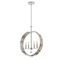 Savoy House 7-971-4-11 - Lancaster 4 Light Pendant