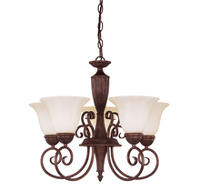 Savoy House KP-1-5001-5-40 - Liberty 5 Light Chandelier