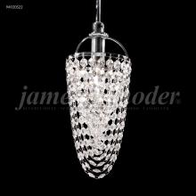 James R Moder 94920S22 - Tekno Mini Pendant with Spiral Head