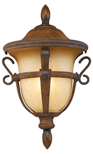 Kalco 9390WT - Tudor Outdoor 1 Light Medium Porch Light