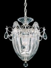 Schonbek 1243-76 - Bagatelle 3 Light 110V Pendant in Heirloom Bronze with Clear Heritage Crystal