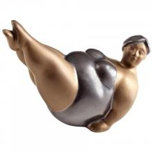 Cyan Designs 06883 - Yoga Betty Sculpture