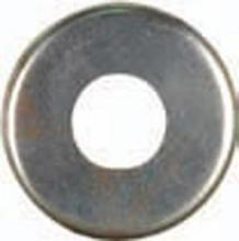 Satco Products Inc. 80/1204 - Steel Check Ring Straight Edge 1/8 IP Slip - Unfinished 33/4""