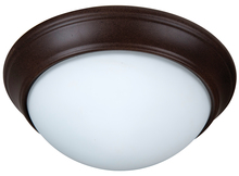 "Jeremiah XPP11AG-2W - Pro Builder Premium 2 Light 11"" Flushmount in Aged Bronze Textured"