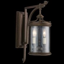 Fine Art Lamps 542281 - Outdoor Wall Mount