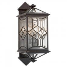 Fine Art Lamps 880981 - Outdoor Wall Mount